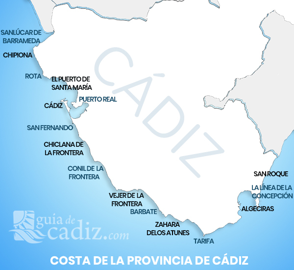 Guia De Chiringuitos De La Provincia De Cadiz