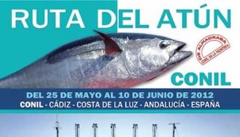 LA XVI RUTA DEL ATÚN DE CONIL SE CELEBRARÁ DEL 25 DE MAYO AL 10 DE JUNIO
