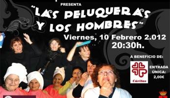 """""""LAS PELUQUERAS Y LOS HOMBRES"""""""