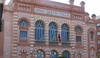 CONCURSO OFICIAL DE AGRUPACIONES DEL GRAN TEATRO FALLA 2012