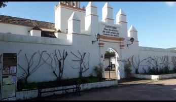 SANTUARIO DE NUESTRA SEÑORA DE LOS ÁNGELES
