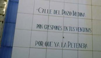 MONUMENTO A LA PETENERA