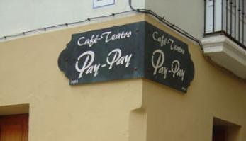 CAFÉ TEATRO PAY-PAY