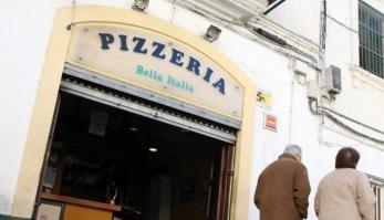 PIZZERÍA LA BELLA ITALIA