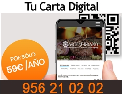 Carta digital QR para bares y restaurantes