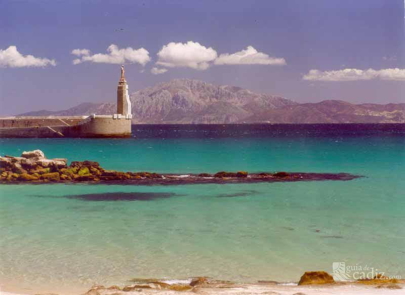 Playa Chica Tarifa Guia De Cadiz