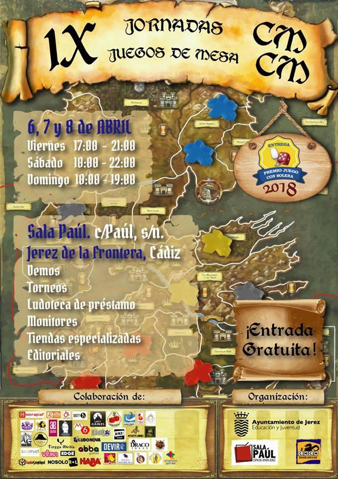 Ix Jornadas De Juegos De Mesa Cmcm Eventos Culturales Agenda De