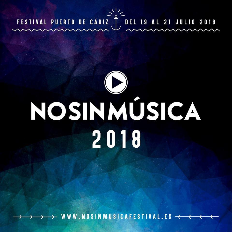 NO SIN MÚSICA 2018 FESTIVAL DE CÁDIZ