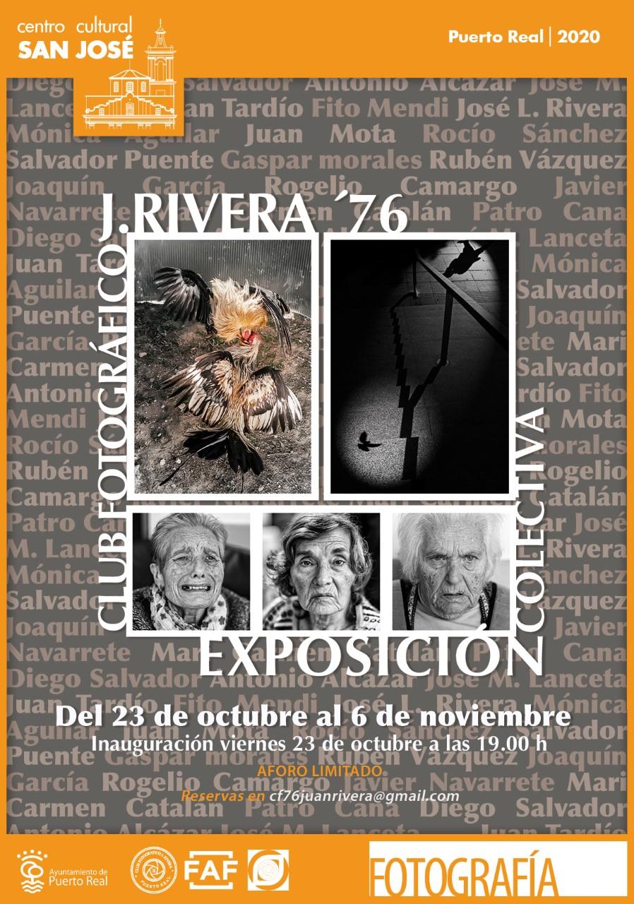 Exposición Colectiva Club Fotografico-76 Juan Rivera