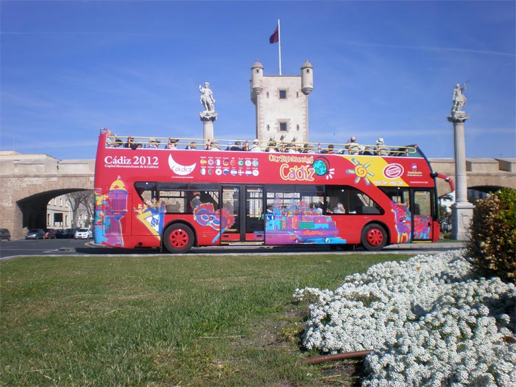 CITY SIGHTSEEING CÁDIZ