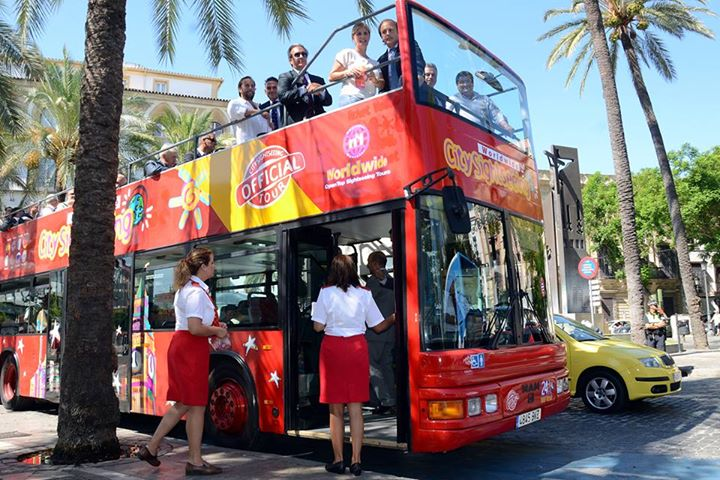 CITY SIGHTSEEING JEREZ