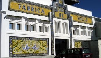 """CENTRO DE VISITANTES """"FÁBRICA DE HIELO"""""""
