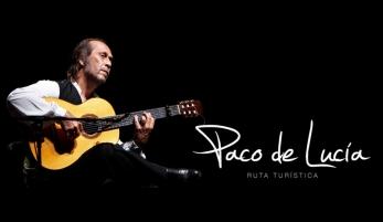 """RUTA TURÍSTICA """"PACO DE LUCÍA"""""""