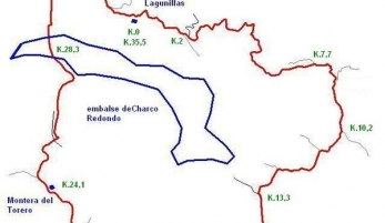 Ruta vuelta al Charco Redondo