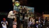 Los que hundieron el Vaporcito - 1er premio de Cuarteto